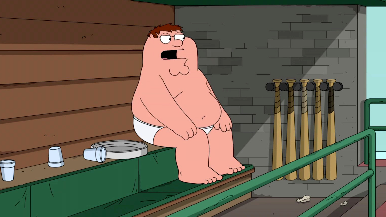Family Guy: Peter Gets Subbed Out In The Bedroom