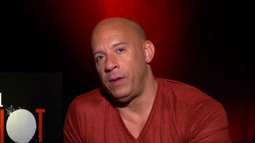 Bloodshot: Vin Diesel On Who Is Bloodshot