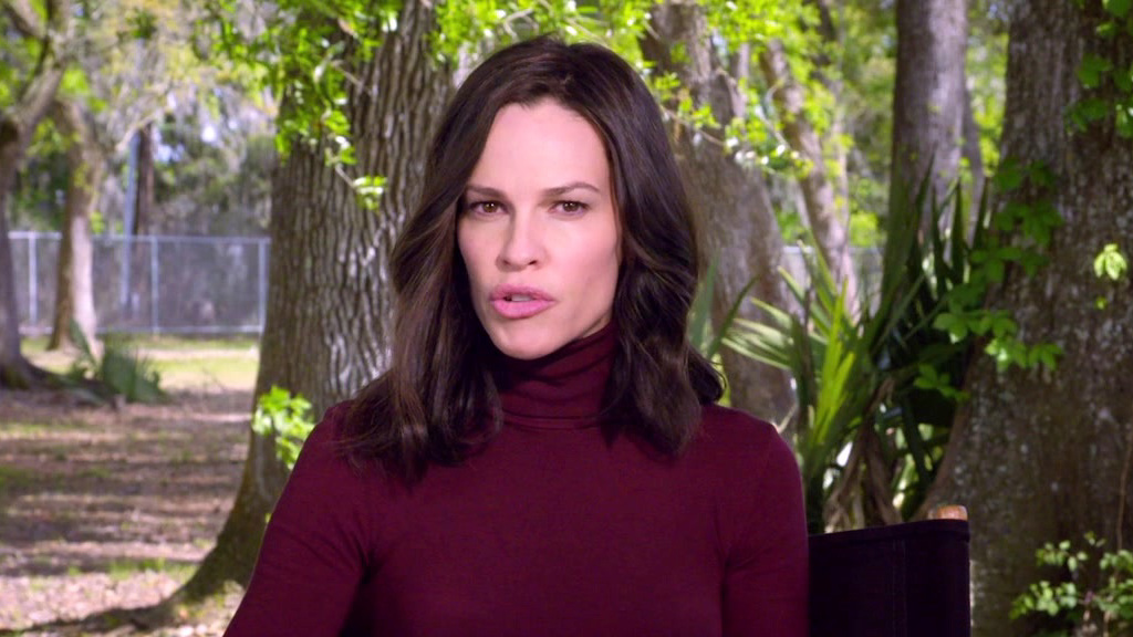 The Hunt: Hilary Swank On What Excited Her About The Story