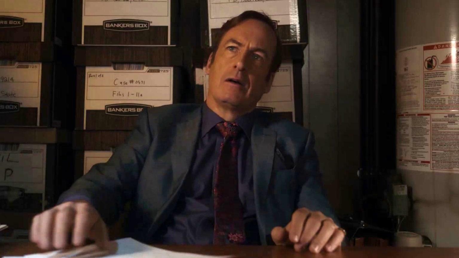 Better Call Saul: Wexler V. Goodman