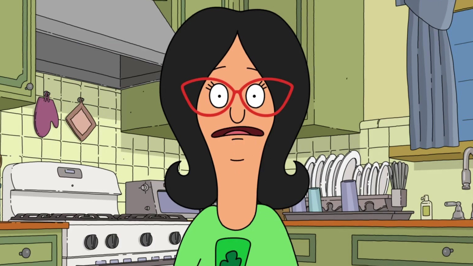 Bob's Burgers: Linda Is Excited For St. Patrick's Day