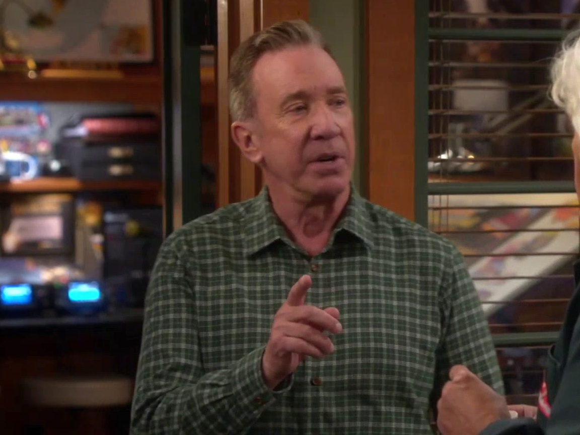 Last Man Standing: Mike Is Suspicious Of Chuck