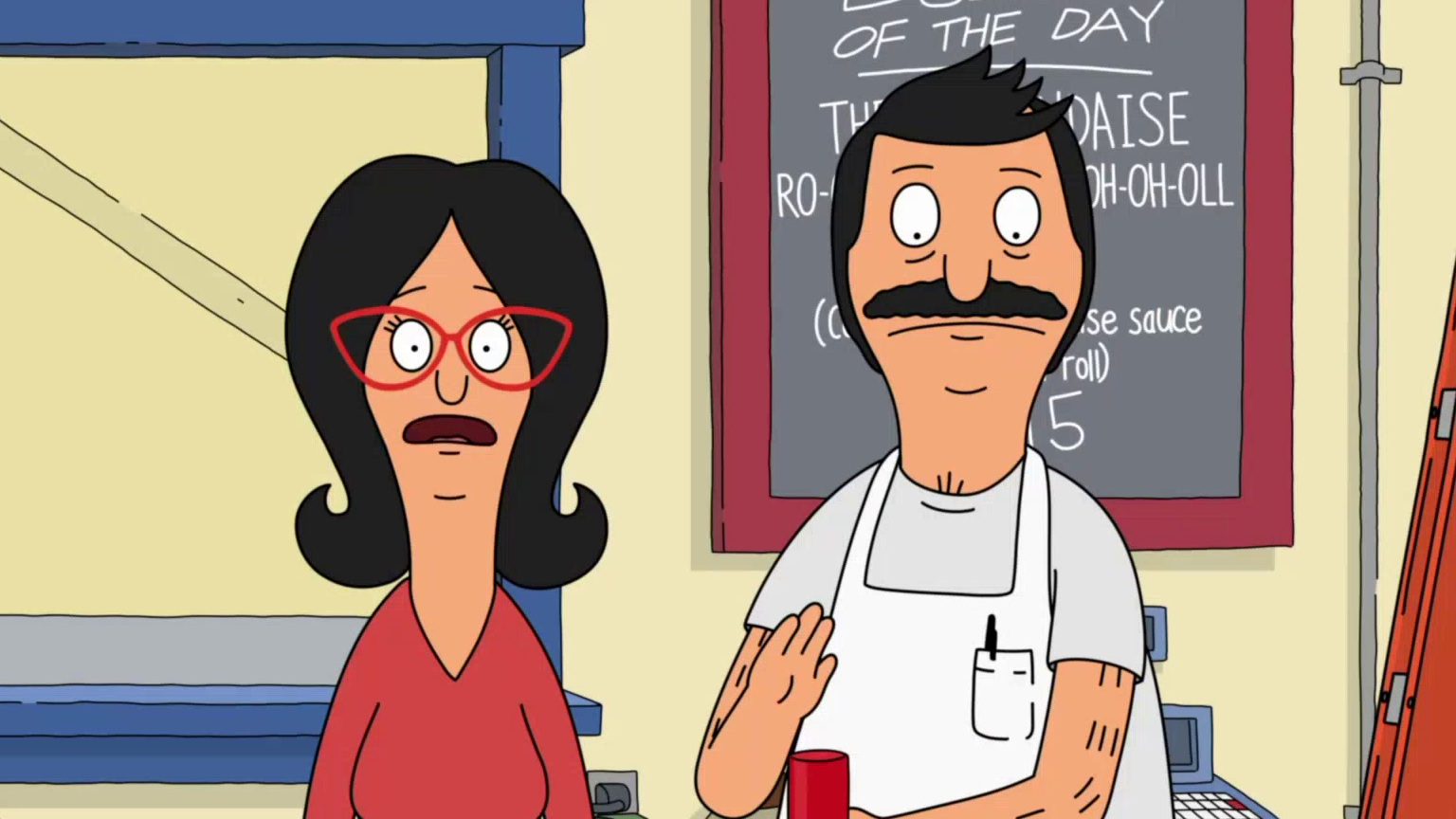 Bob's Burgers: The Kids Are Bored Out Of Their Minds