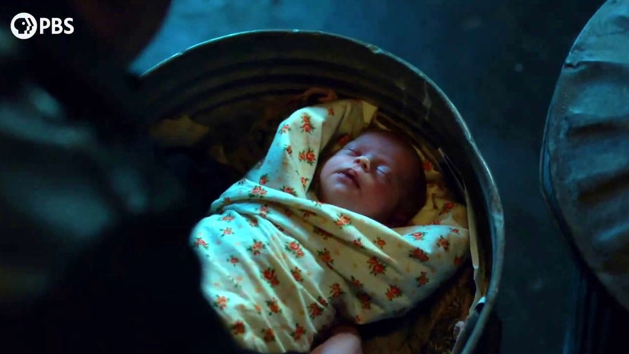 Call the Midwife: Finding an Abandoned Baby