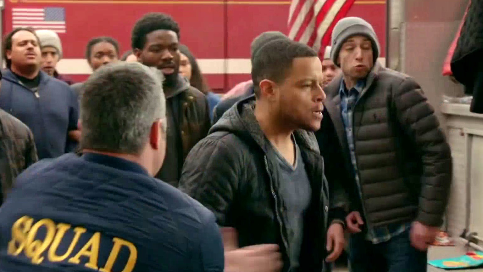 Chicago Fire: Light Things Up