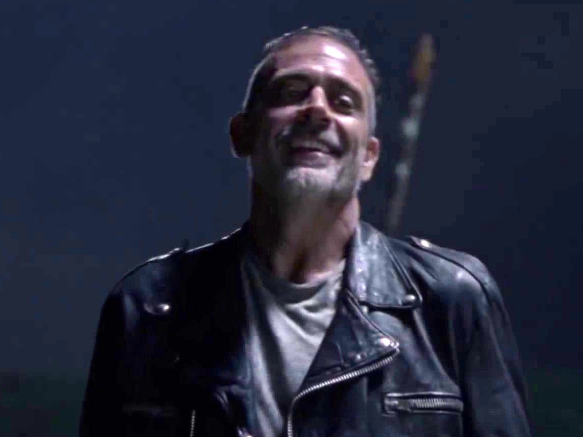 The Walking Dead: Negan Is The New Alpha?