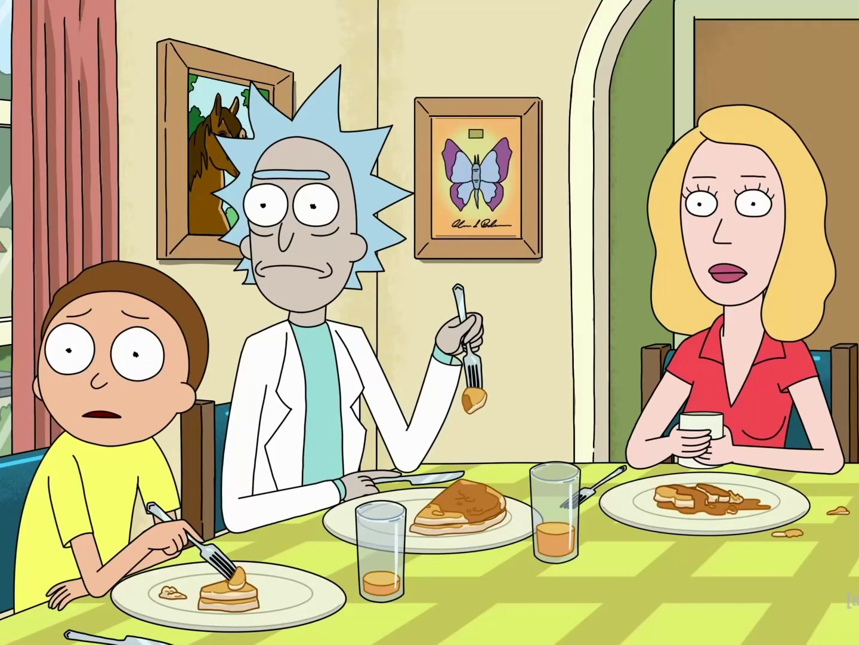 Rick and Morty: Season 4 Mid-Season Trailer