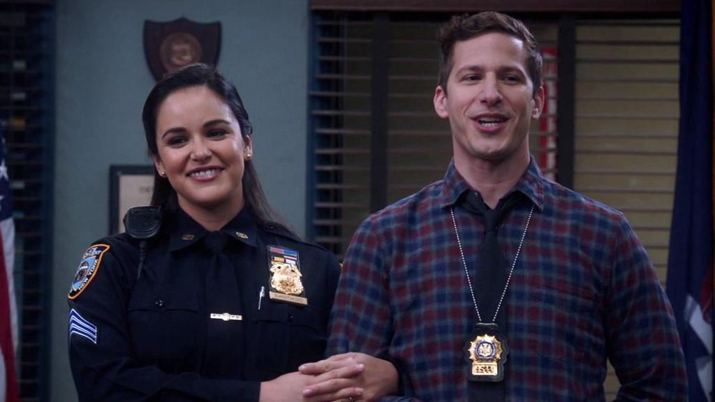 Brooklyn Nine-Nine: Jake And Amy Have Big News To Share