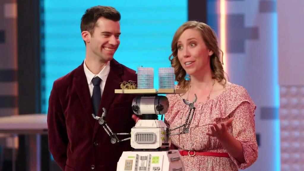 Lego Masters: Tyler & Amy Present Ez-Pz