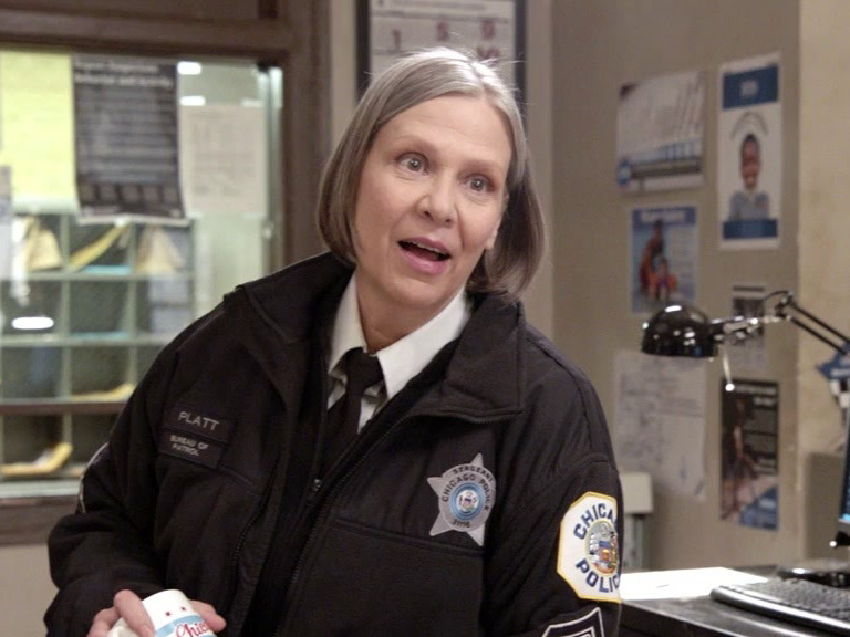 Chicago P.D.: Lunch Plans