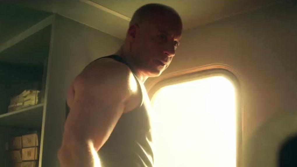 Bloodshot: Vin Diesel On Set (Featurette)