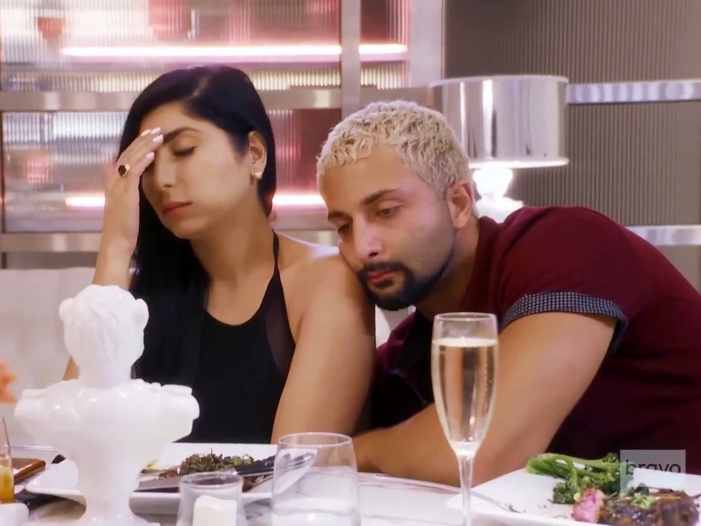 Shahs of Sunset: Destiney Rose Goes on the World's Worst Date