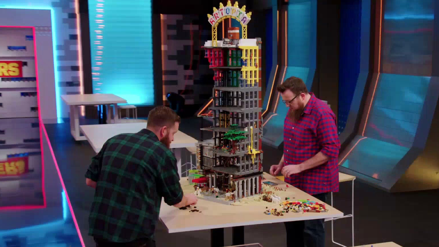 Lego Masters: Lego Masters Ultimate Finale