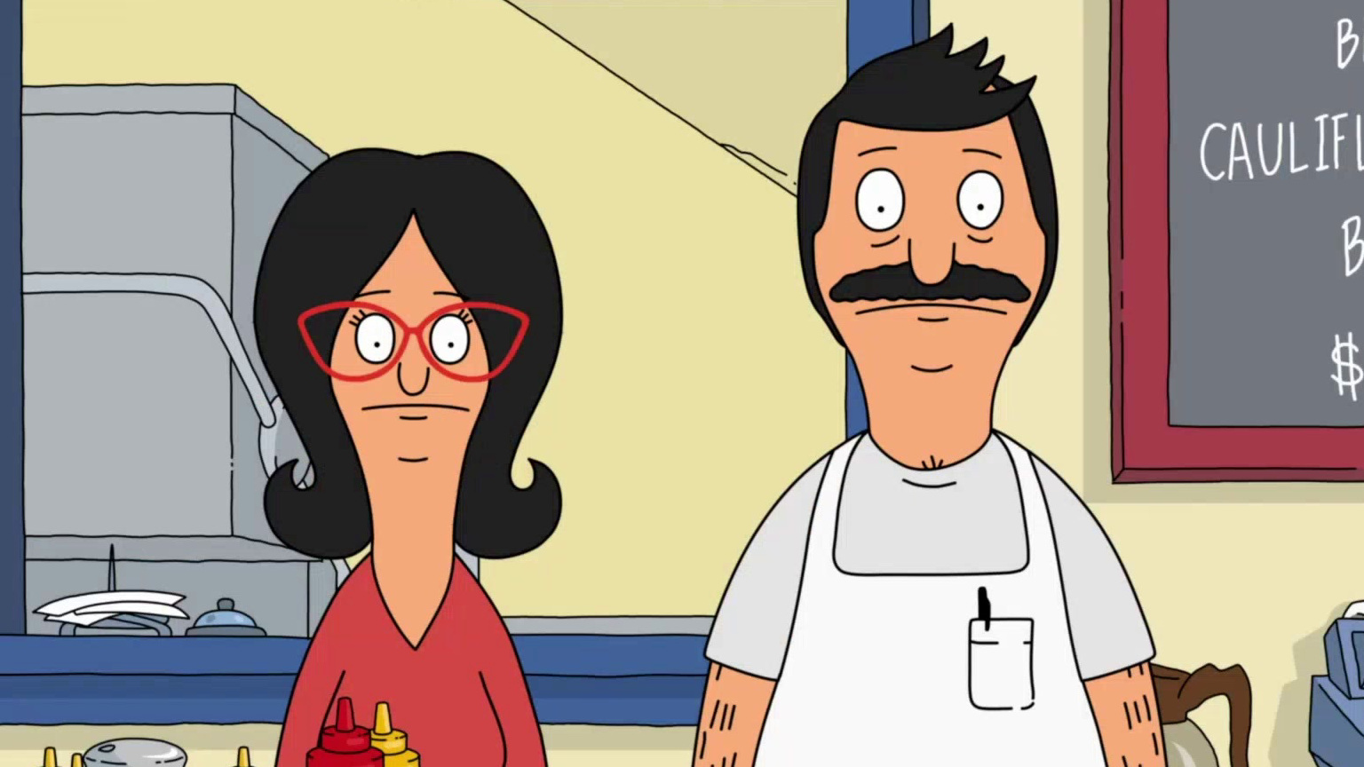Bob's Burgers: Louise & Gene Want To Make A Burger Of The Day