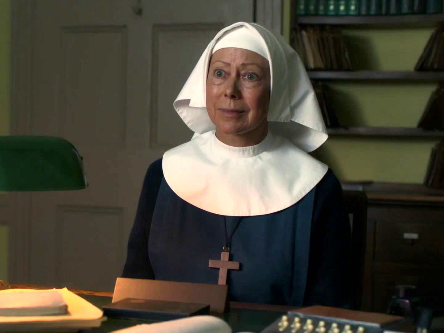 Call the Midwife: Sister Julienne Warns Nonnatus Becoming Obsolete