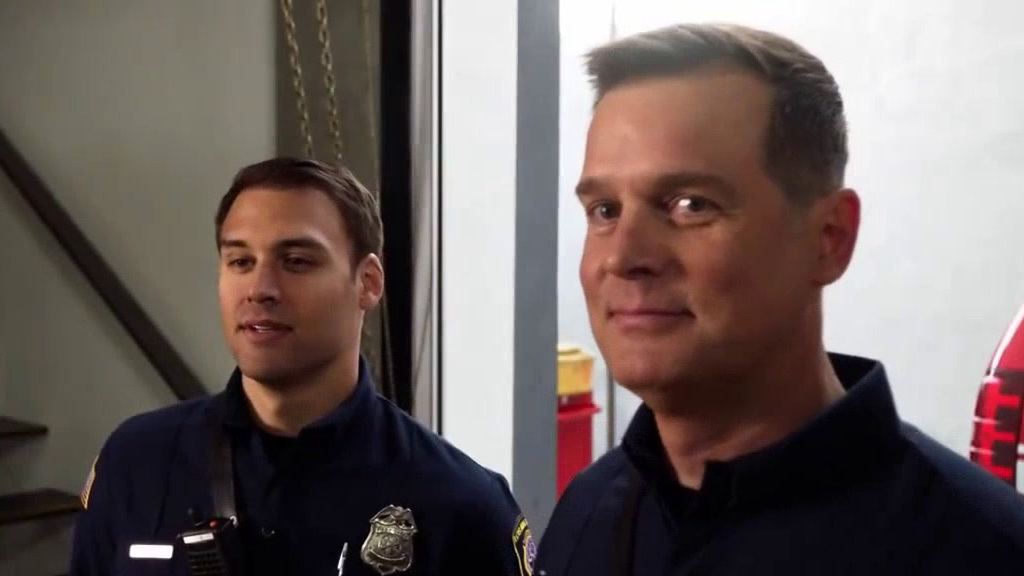9-1-1: Christopher Asks Eddie To Come To His Show & Tell
