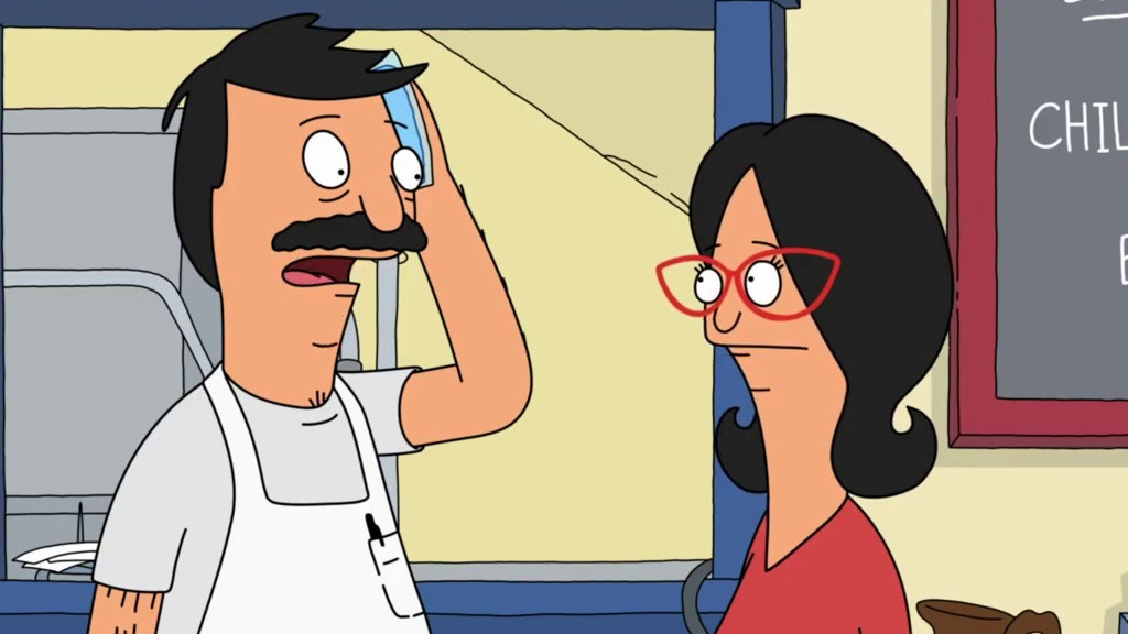 Bob's Burgers: Kids Get Excited About The Trampoline Park