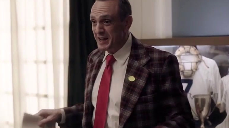 Brockmire: The Hall