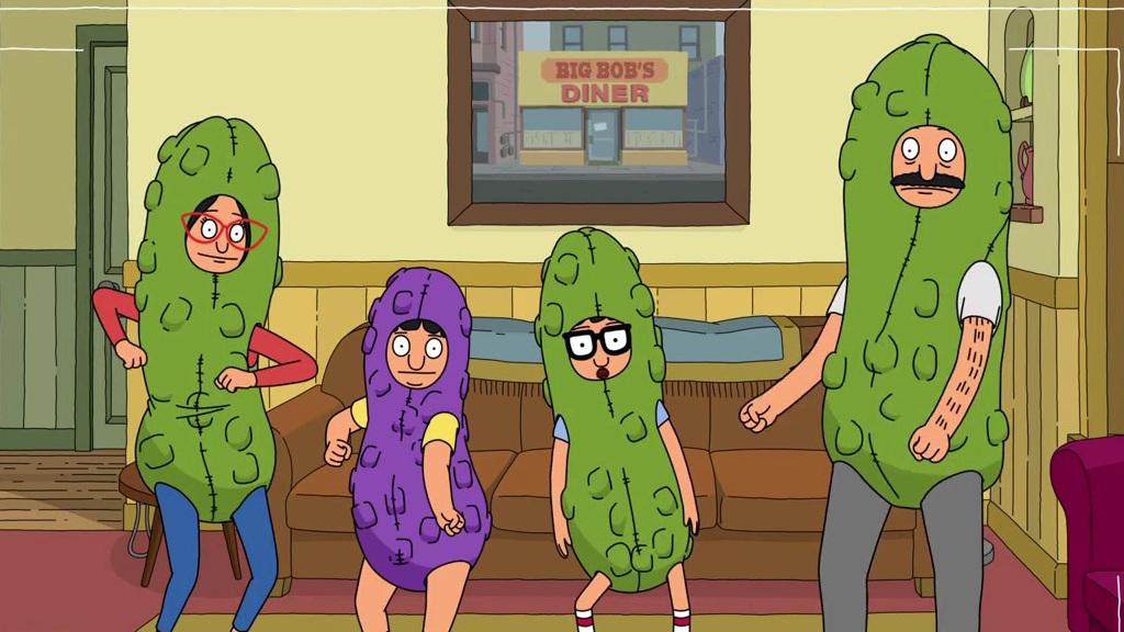 Bob's Burgers: You Had Me At Pickle