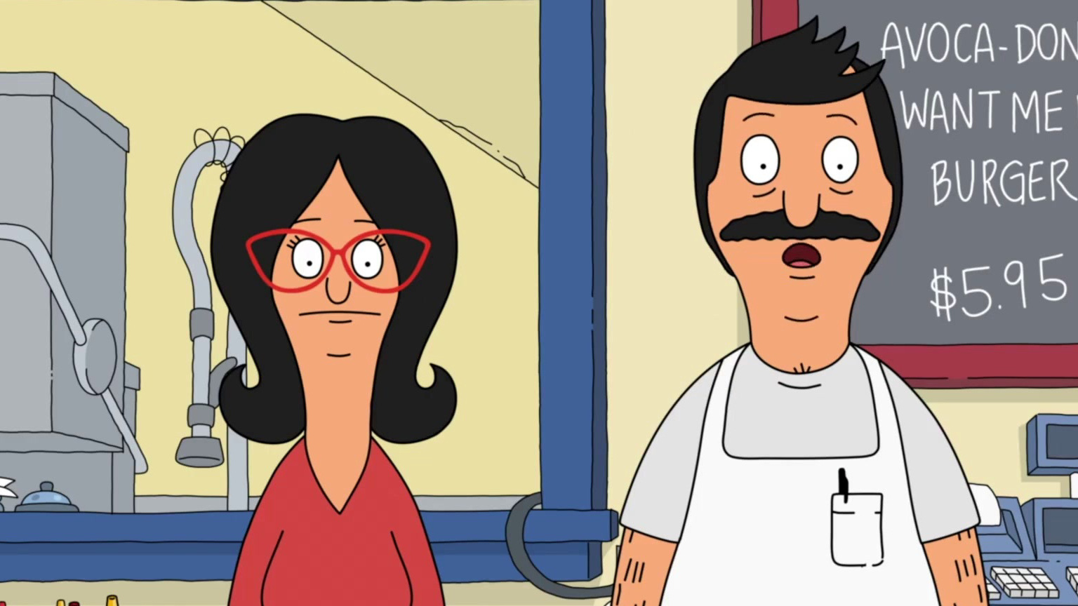 Bob's Burgers: Louise Is Excited About Feeding Sharks