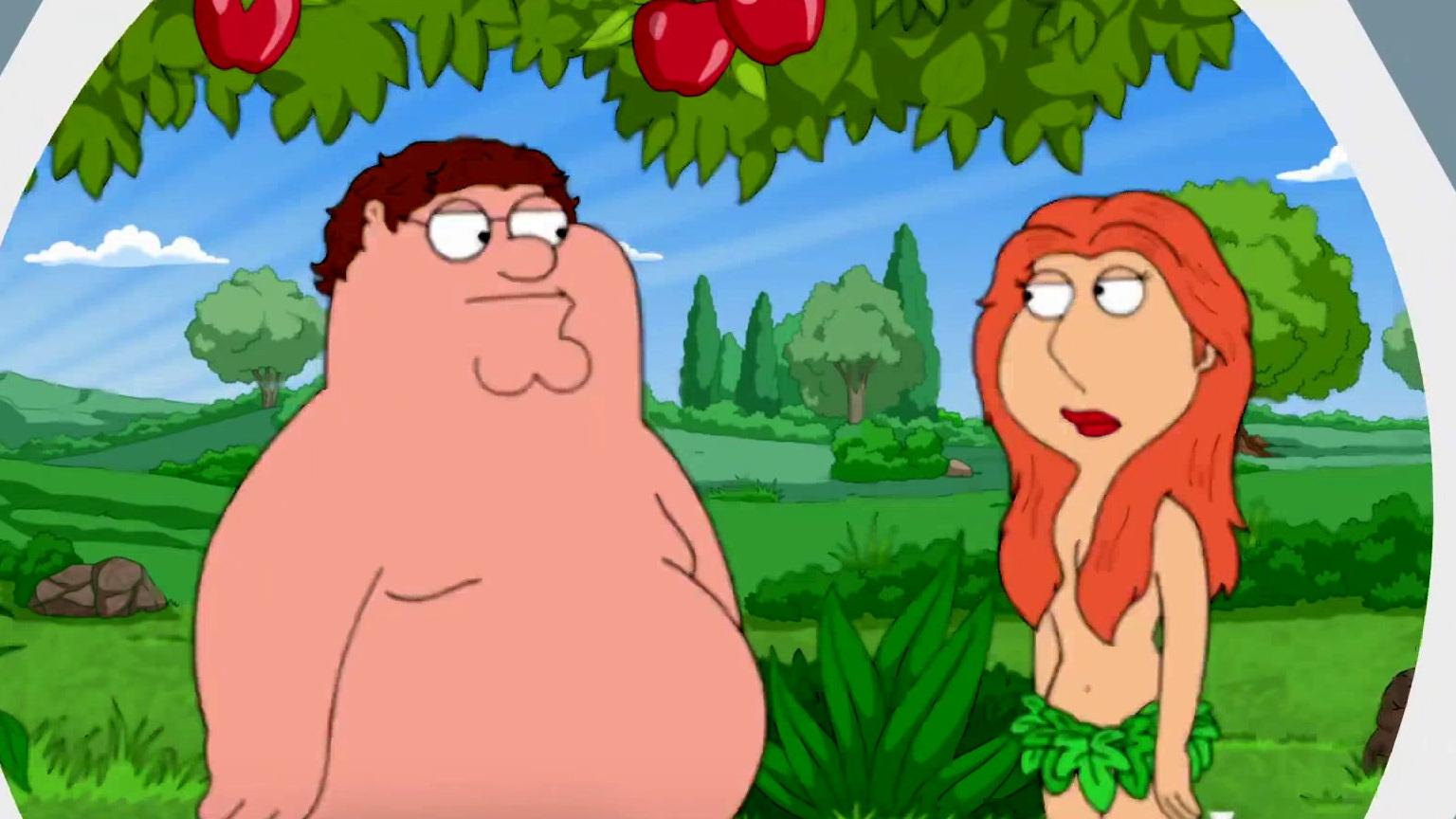 Family Guy: Holly Bibble
