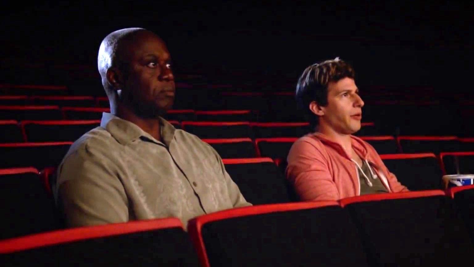 Brooklyn Nine-Nine: Marshal Haas Making Things Awkward