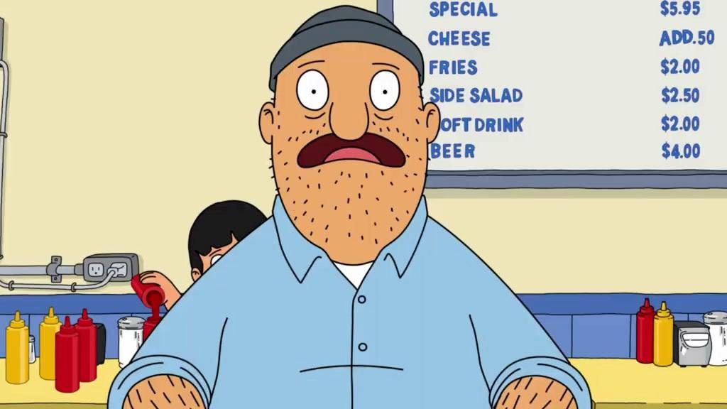 Bob's Burgers: Teddy Has A Big Problem