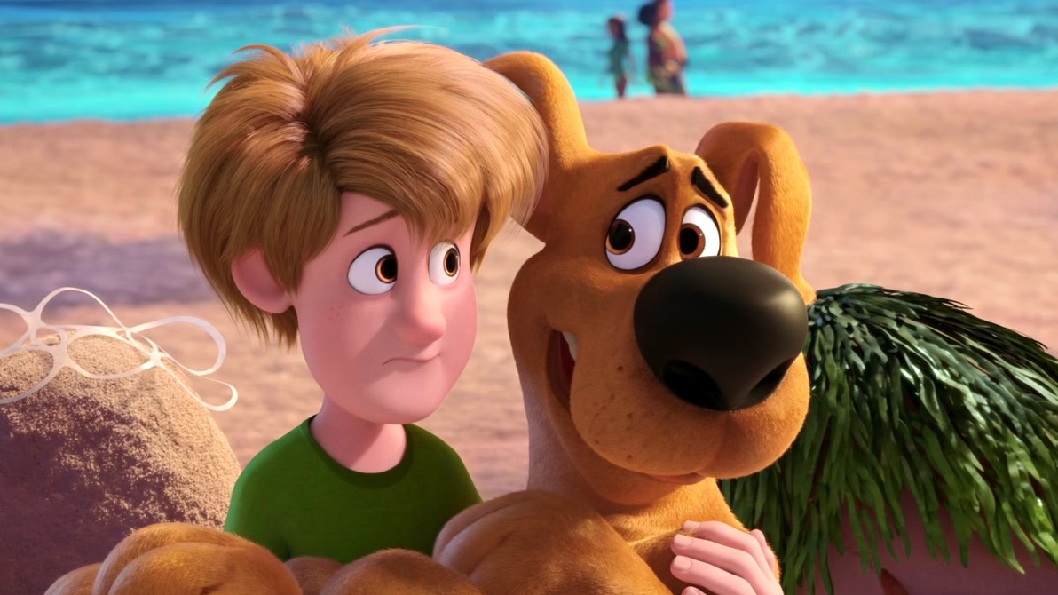 Scoob!: What's His Name