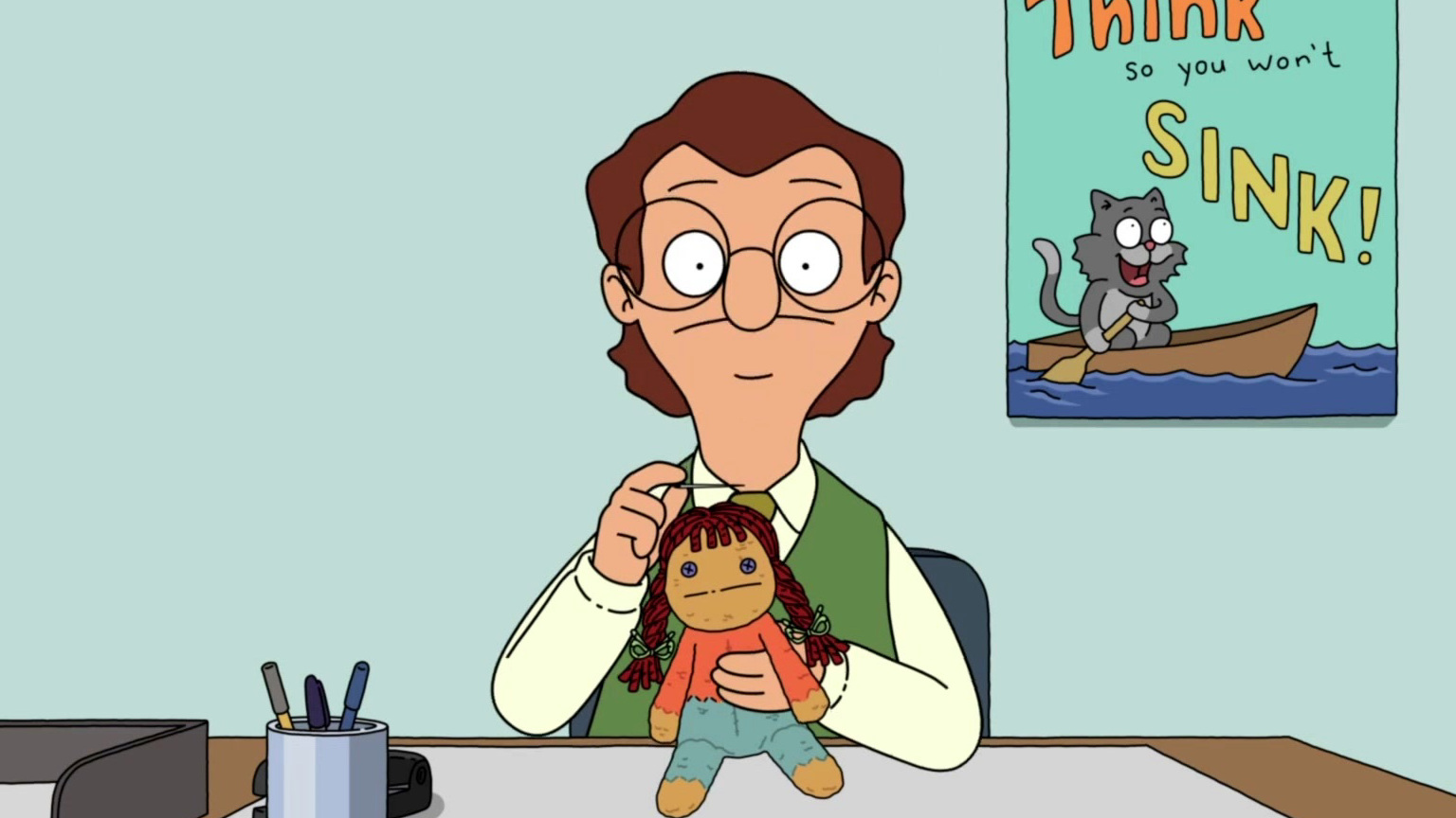 Bob's Burgers: Louise Keeps Getting Detention