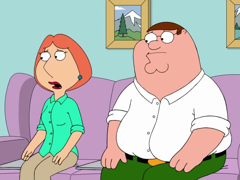Family Guy: Chris Comes Home
