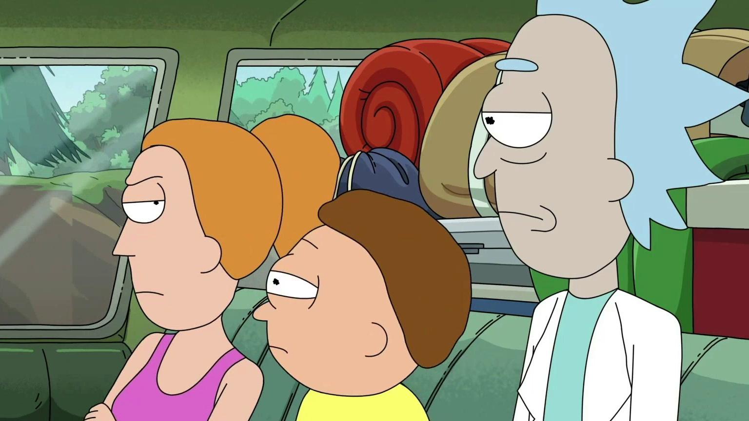 Rick and Morty: Childrick of Mort