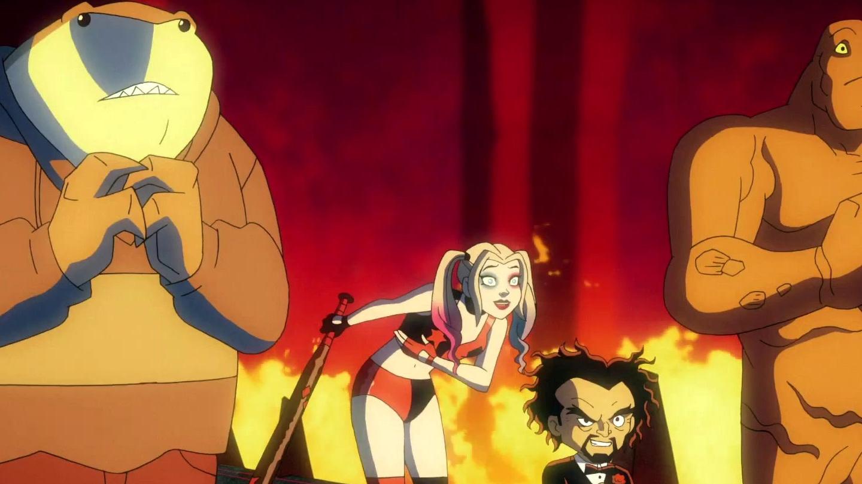 Harley Quinn: Get to Know Darkseid