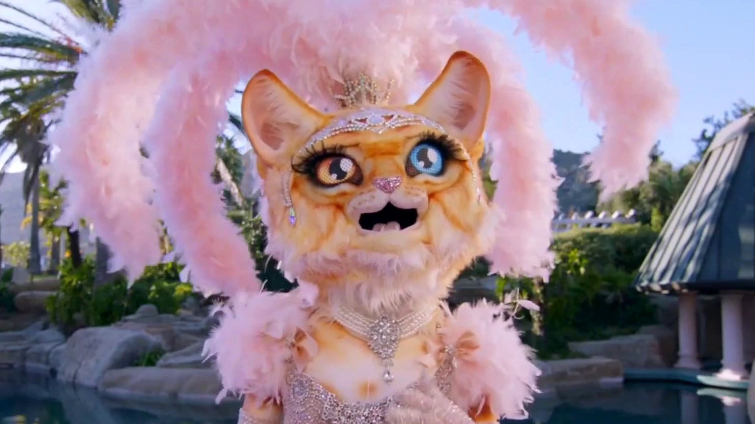 The Masked Singer: The Clues: Kitty