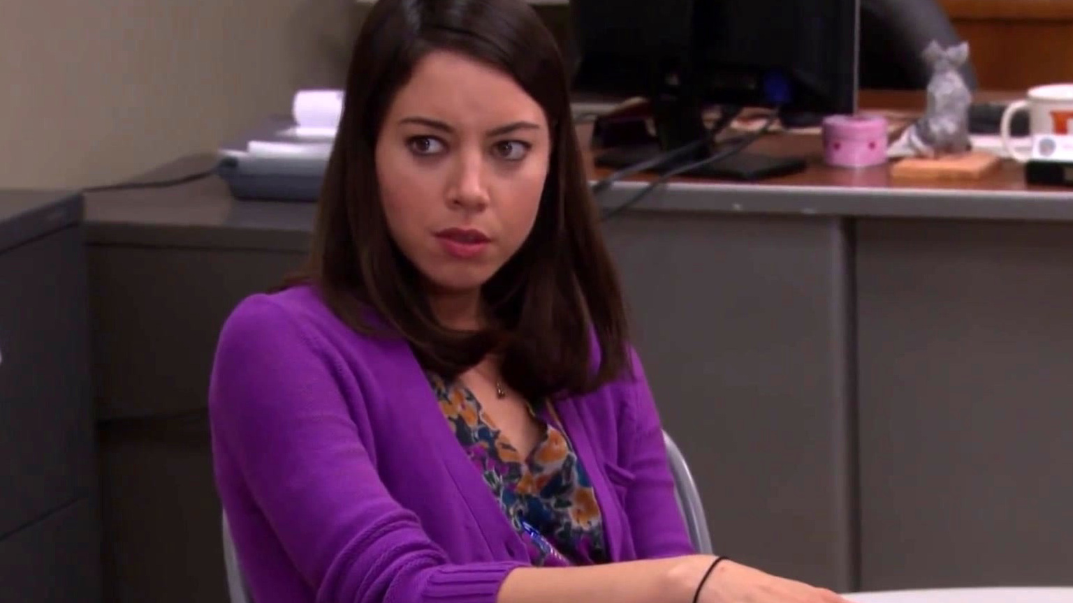 Parks And Recreation: April Ludgate's Getting Fired