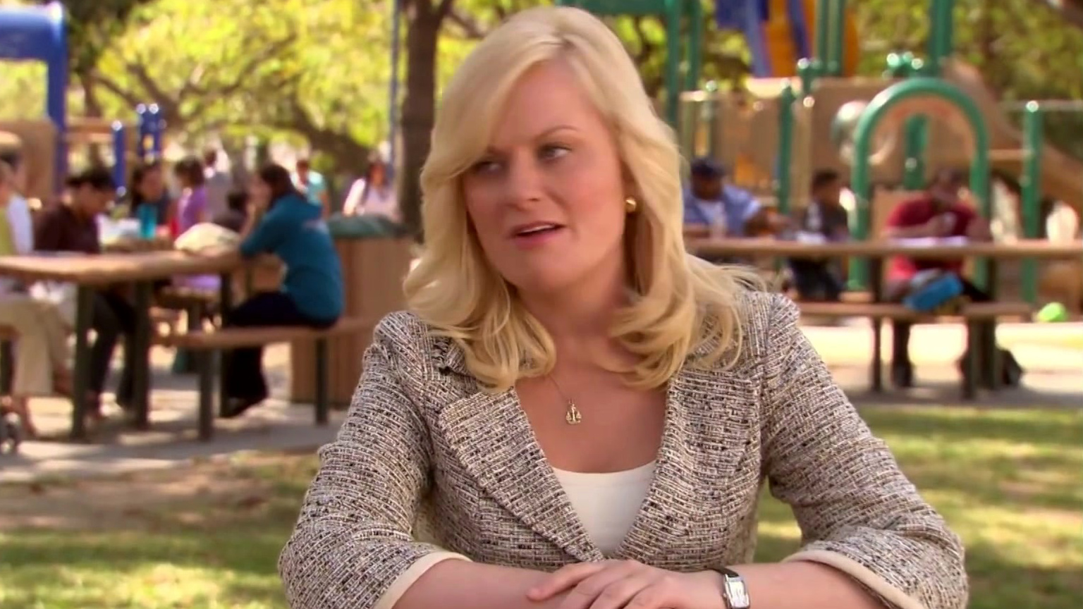 Parks And Recreation: Pilot