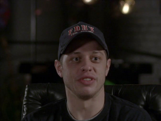The King Of Staten Island: Pete Davidson On Working With Marisa Tomei