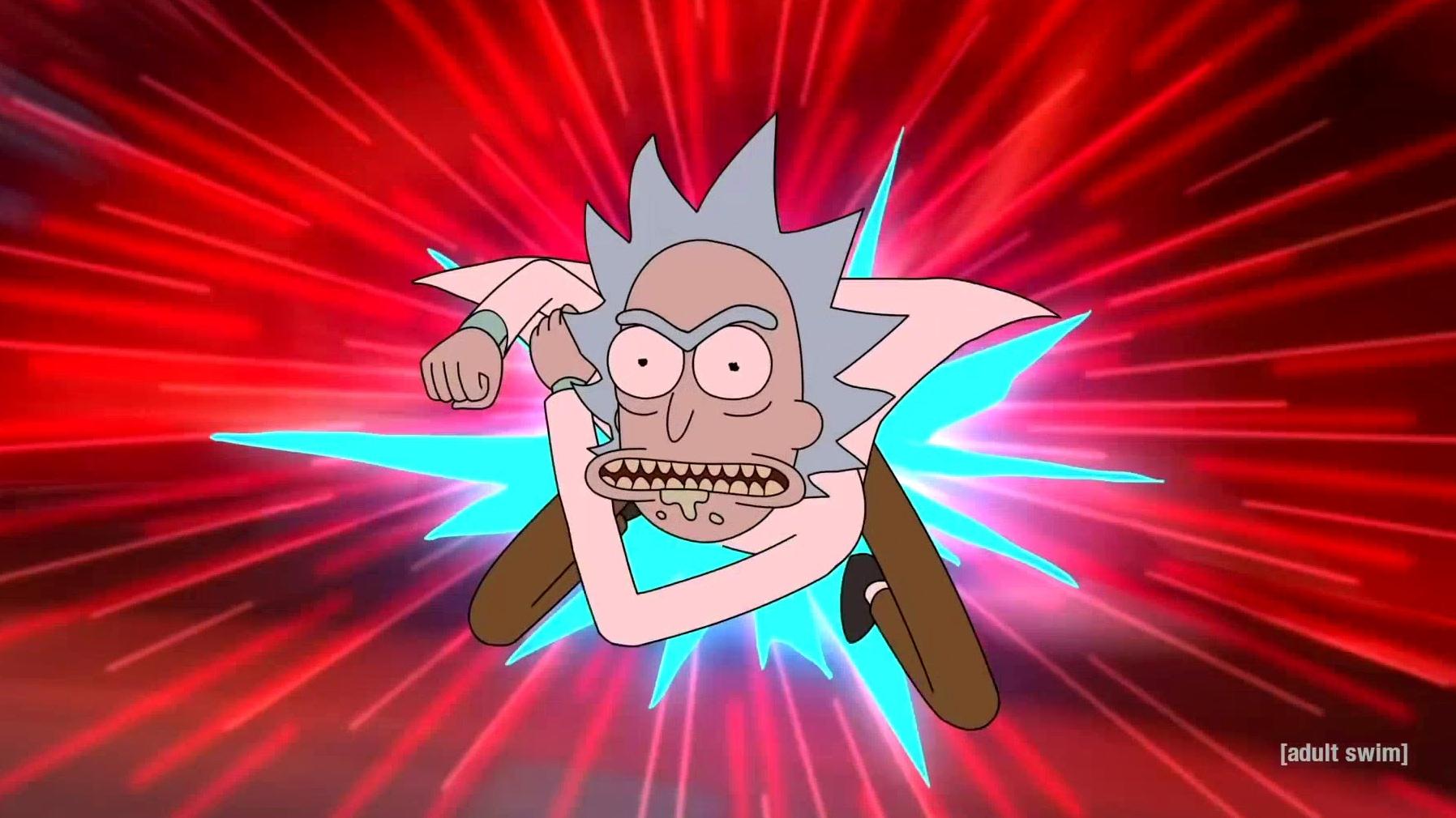 Rick and Morty: Phoenix Person fka Bird Person