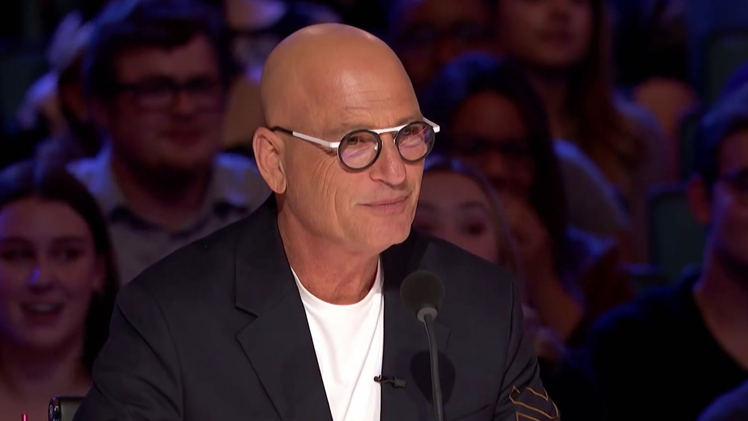 America's Got Talent: Eighty-Year-Old Comedian Marty Ross Tells Funny Stories About His Age