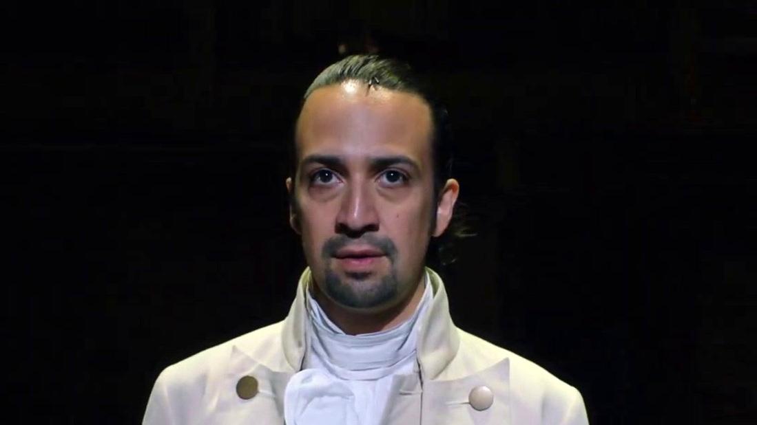 Hamilton: My Name Is Alexander Hamilton