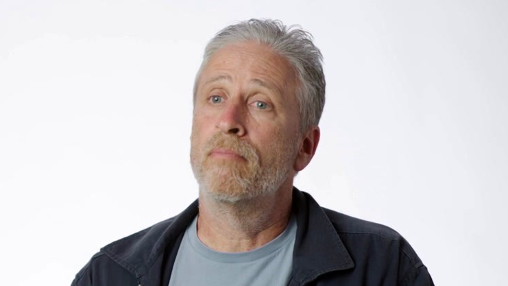Irresistible: Jon Stewart On How He Wanted To Represent The Current Political Climate