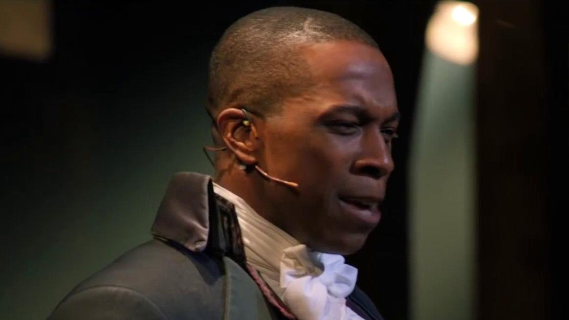 Hamilton: The Room Where It Happens