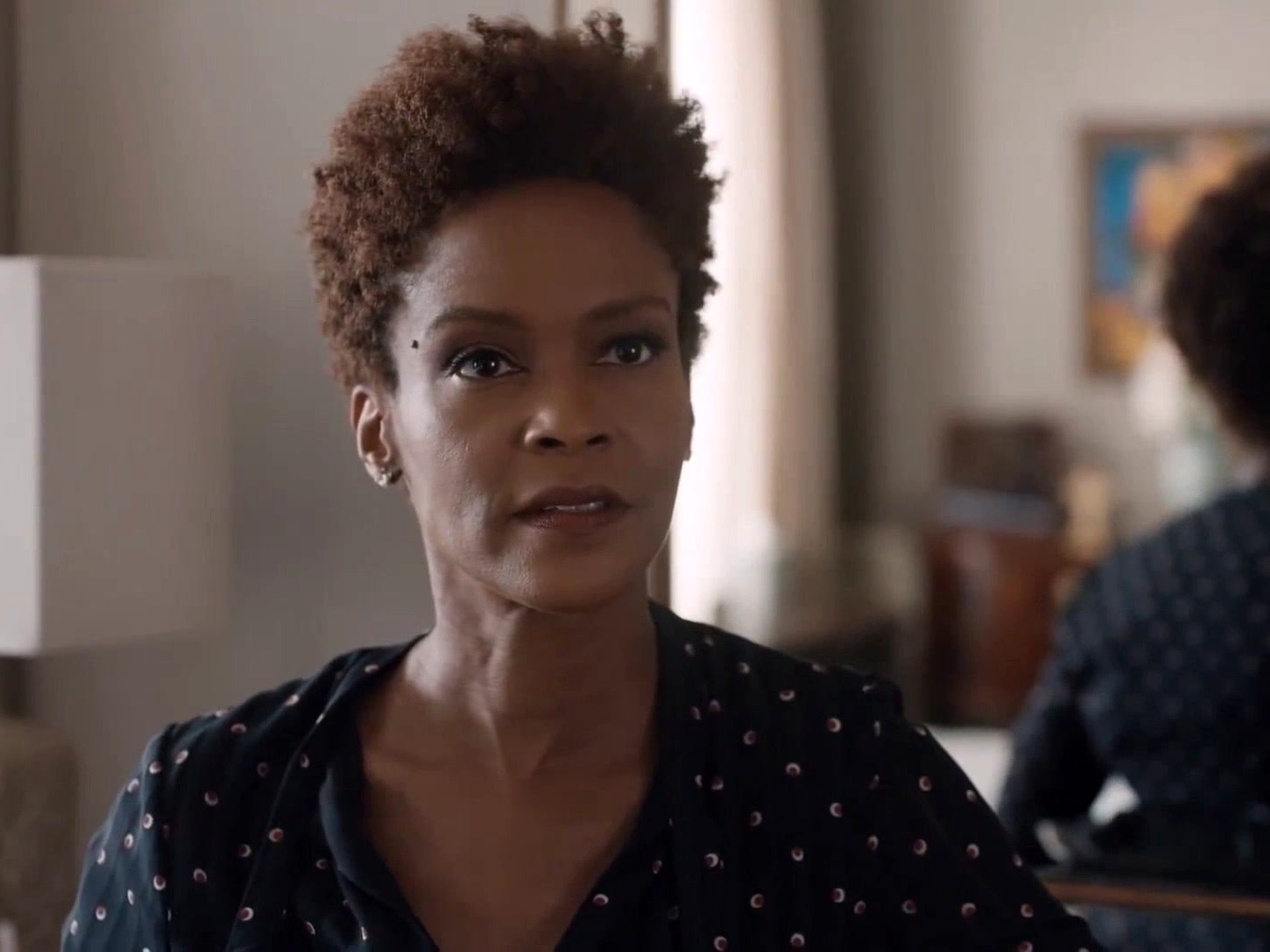 Greenleaf: Zora Suspects Something Is Up with Her Parents