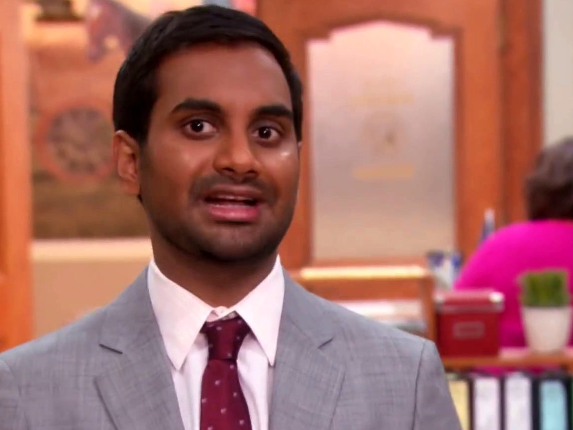 Parks And Recreation: Tom Needs To Learn Basketball