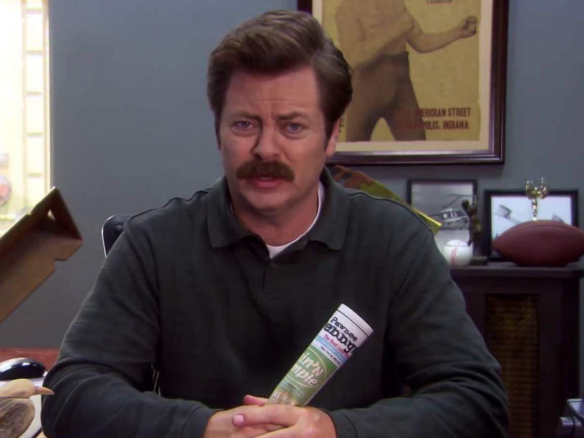 Parks And Recreation: Ron Swanson Goes Off The Grid