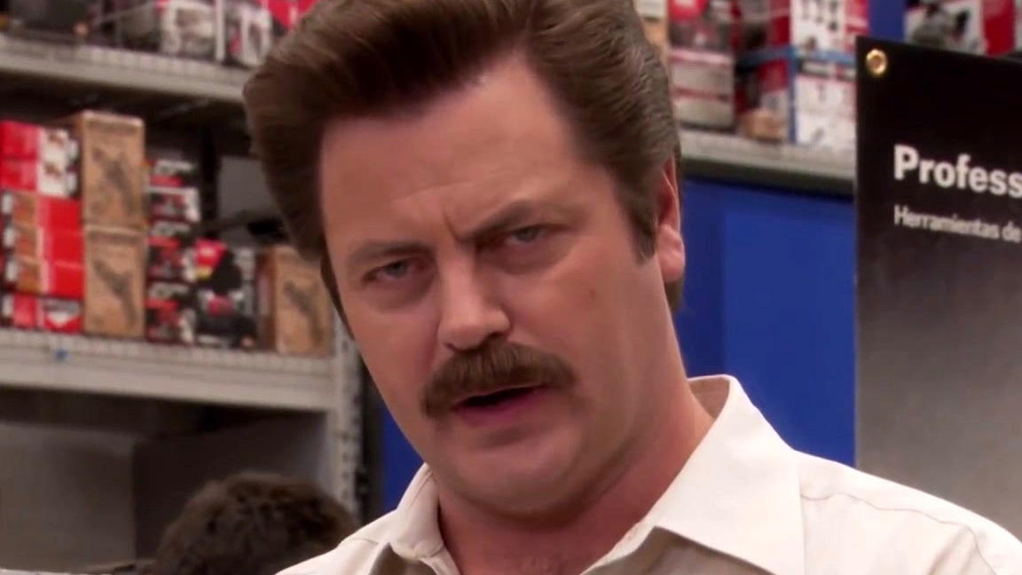 Parks And Recreation: Ron Swanson Gives Ann Something Special
