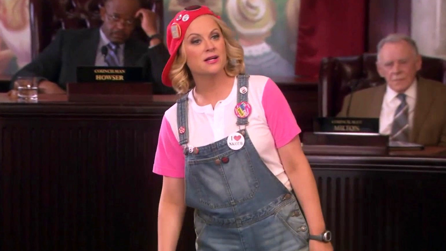 Parks And Recreation: Turning Up The Heat