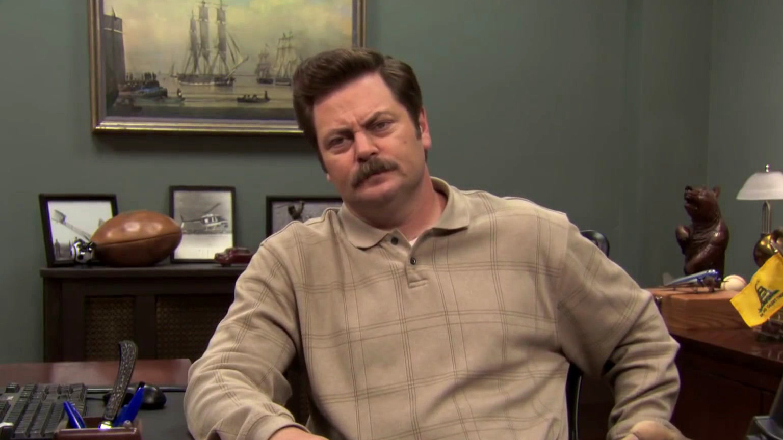 Parks And Recreation: The Master Plan