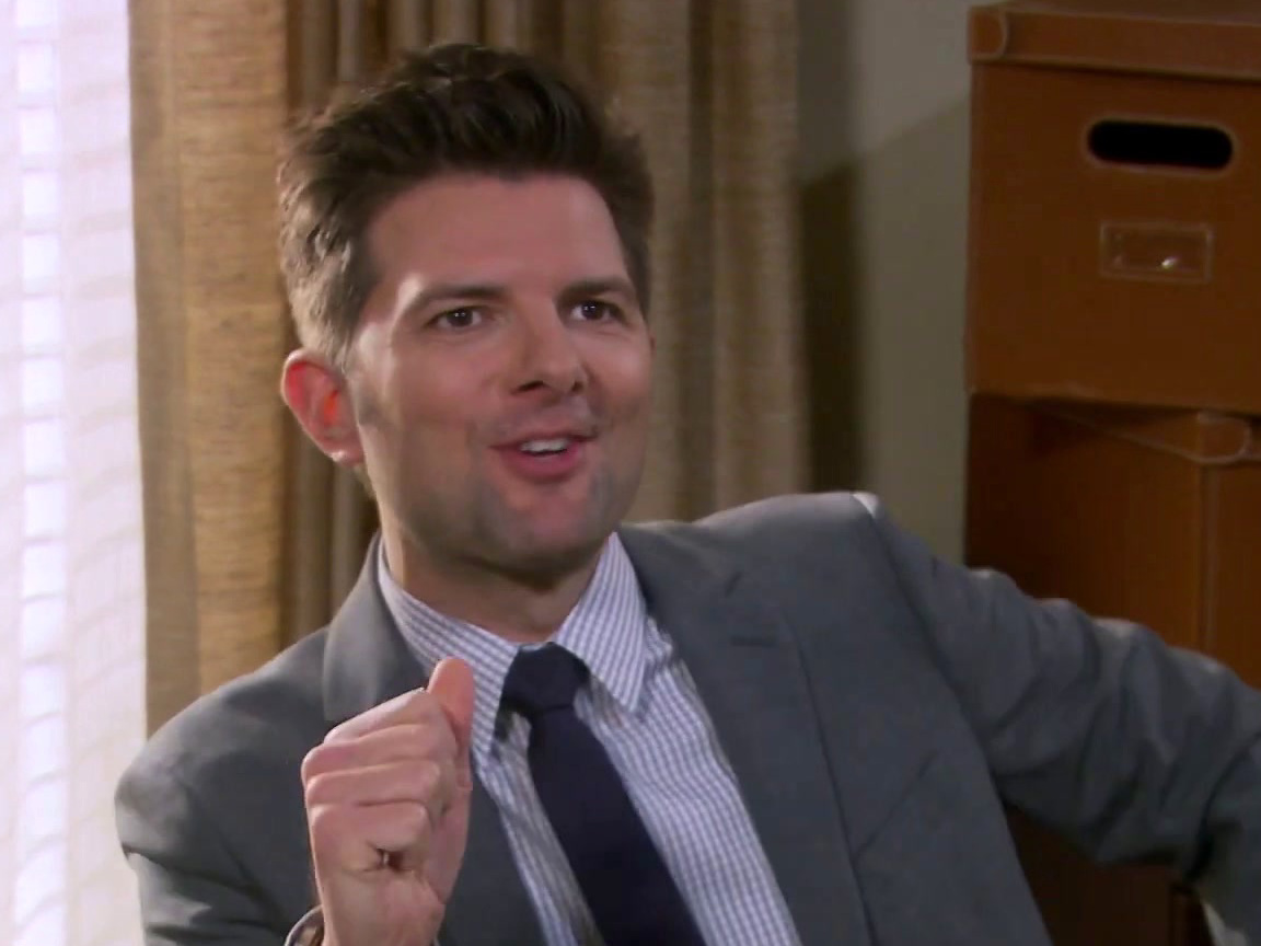 Parks And Recreation: Ben Gets Pranked (And It's Cheesy)