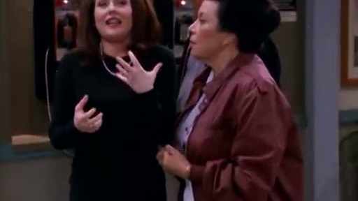 Will & Grace: Karen Needs To Talk To Rosario