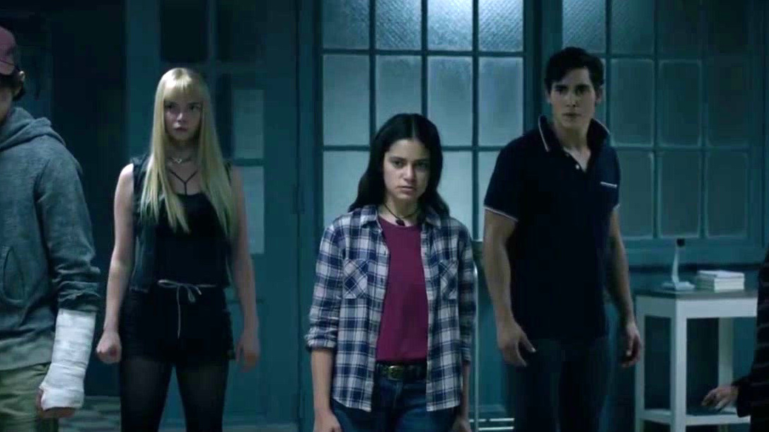 The New Mutants: Comic Con At Home (Spot)